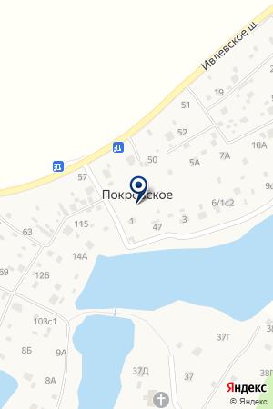 РАИСИНО на карте Истры