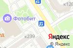 Схема проезда до компании Служба быта в Москве