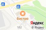 Схема проезда до компании Автошкола Стрела Авто в Лайково