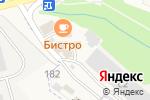 Схема проезда до компании Krown Auto в Лайково