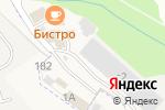 Схема проезда до компании Кафе в Лайково