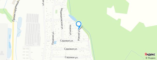 Ровная улица