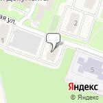 Магазин салютов Протвино- расположение пункта самовывоза
