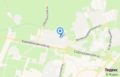 Местоположение на карте пункта техосмотра по адресу Московская обл, г Протвино, ш Кременковское, д 2, пом 2