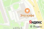Схема проезда до компании Адвокат Хасанов М.А. в Москве