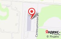 Схема проезда до компании Pravilnaya косметика во ВНИИССОК