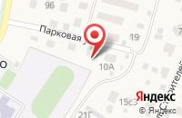 Схема проезда до компании Ан Подмосковье в Марушкино