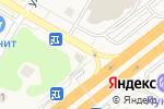 Схема проезда до компании Огонек в Лесном Городке