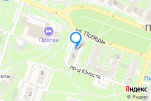 Снять однокомнатную квартиру в Протвино ул. Победы, 6