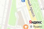 Схема проезда до компании Медикал Профи в Москве