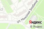 Схема проезда до компании ЗелЭксперт Сервис в Москве