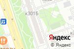 Схема проезда до компании Нотариус Новикова В.В. в Москве