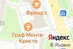 Схема проезда до компании Магазин женской одежды больших размеров в Москве