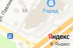 Схема проезда до компании ИГРОГРАД в Лесном Городке