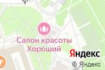 Схема проезда до компании АпельсиН-центр в Москве