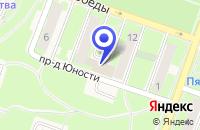 Схема проезда до компании КАФЕ ОРБИТА в Протвино