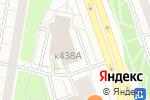 Схема проезда до компании ПрофиКласс в Москве