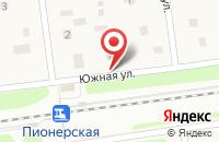 Схема проезда до компании Сад Аркадия в Одинцово