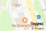 Схема проезда до компании Зеленоград в Москве