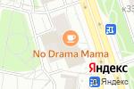 Схема проезда до компании DIARTEG в Москве