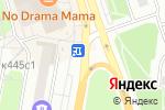Схема проезда до компании Ремтехникин в Москве
