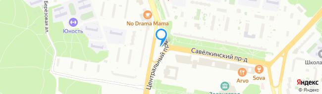 Дачная улица (г. Зеленоград)