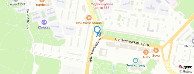 Солнечная улица (г. Зеленоград)