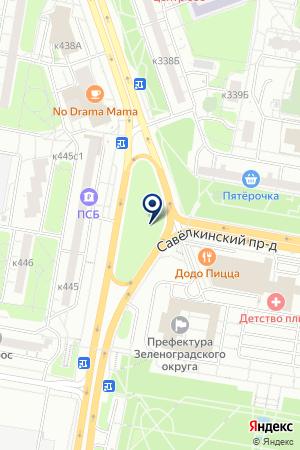 ИНФОРМАЦИОННОЕ АГЕНТСТВО ОТИК (ОБЩЕРОССИЙСКИЙ ТЕХНИЧЕСКИЙ ИНФОРМАЦИОННЫЙ КАНАЛ) на карте Москвы