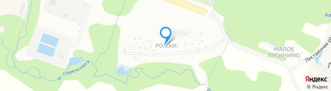 посёлок Рожки