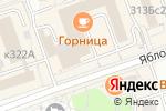 Схема проезда до компании GOROD в Москве