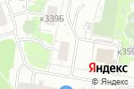 Схема проезда до компании ЗелАдвокат в Москве