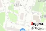 Схема проезда до компании Сорок один в Москве