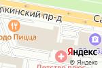 Схема проезда до компании Podium в Москве