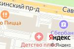 Схема проезда до компании Системотехника в Москве