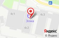 Схема проезда до компании Рокор в Москве