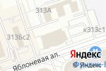Схема проезда до компании Забота и Здоровье в Москве