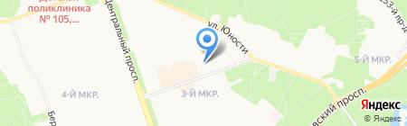 Goody-Good на карте Москвы