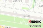 Схема проезда до компании РОСТ БАНК в Москве