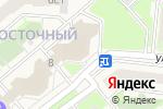 Схема проезда до компании Танина Коврижка в Лесном Городке