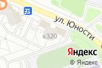 Схема проезда до компании Зеленоградский в Москве