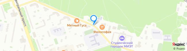 улица Юности (г. Зеленоград)