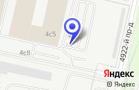 Схема проезда до компании НАУЧНЫЙ ЦЕНТР ПРАКТИК в Москве