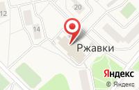 Схема проезда до компании QIWI в Ржавках