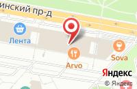 Схема проезда до компании АДП Маркет в Гольево