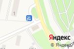 Схема проезда до компании Вива в Ильинском-Усово