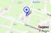 Схема проезда до компании ЖЭУ № 2 в Протвино
