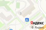 Схема проезда до компании ГорЗдрав в Лесном Городке