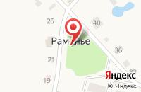 Схема проезда до компании АГРОФИРМА ГАЛЕГА в Дмитрове
