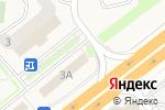 Схема проезда до компании Платежный терминал, Московский кредитный банк, ПАО в Лесном Городке