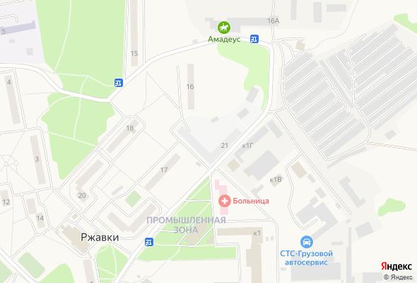 жилой комплекс Зелёный квартет